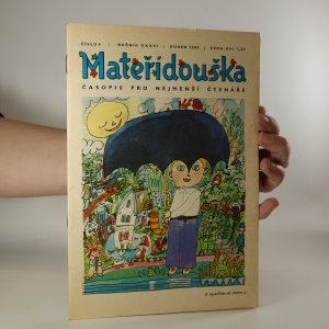 náhled knihy - Mateřídouška, ročník XXXVI, číslo 8