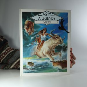 náhled knihy - Mýty a legendy - Evropa