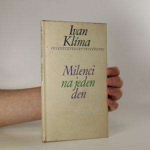 náhled knihy - Milenci na jeden den
