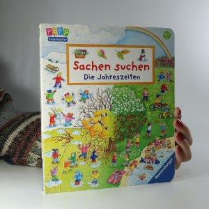 náhled knihy - Sachen suchen - Die Jahreszeiten
