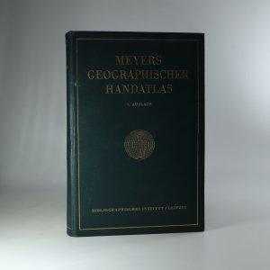 náhled knihy - Meyers Geographischer Handatlas