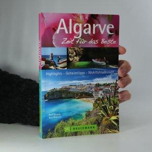 náhled knihy - Algarve. Zeit für das Beste