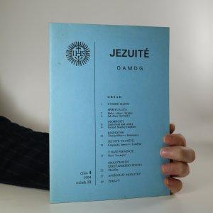náhled knihy - Jezuité, ročník III, číslo 4
