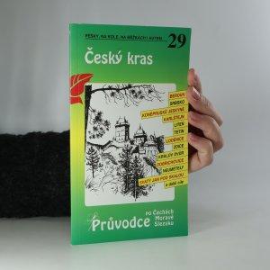 náhled knihy - Český kras