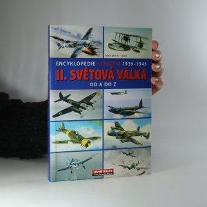 náhled knihy - II. světová válka. Od A do Z. Encyklopedie letectví 1939-1945