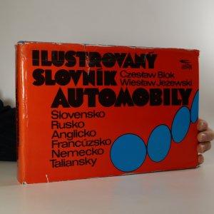 náhled knihy - Ilustrovaný slovník - automobily