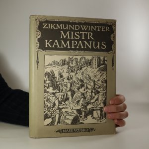 náhled knihy - Mistr Kampanus. Historický obraz
