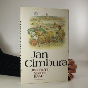 náhled knihy - Jan Cimbura. Jihočeská idyla