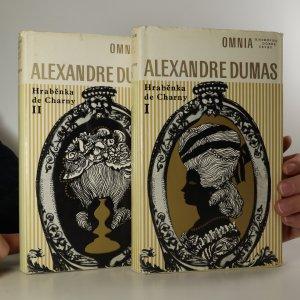 náhled knihy - Hraběnka de Charny. Paměti lékařovy (2 díly ve dvou svazcích)