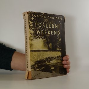 náhled knihy - Poslední weekend