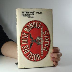 náhled knihy - Stepní vlk