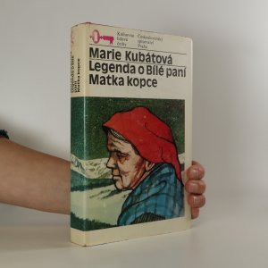 náhled knihy - Legenda o Bílé paní, Matka kopce