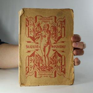 náhled knihy - Škádlivé povídky