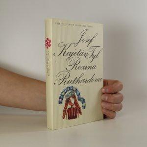 náhled knihy - Rozina Ruthardova