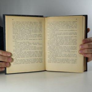 antikvární kniha Zářící den I+II. Dcera sněhu I+II (4 knihy v jednom svazku), 1924