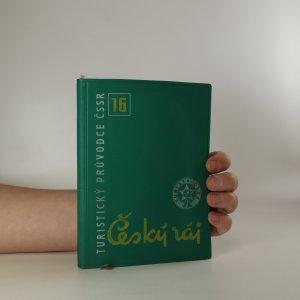 náhled knihy - Český ráj (chybí mapa)