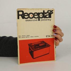 náhled knihy - Receptář elektrické pečenky ETA 171