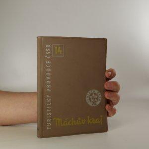 náhled knihy - Máchův kraj + mapa