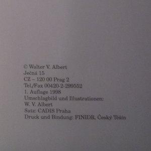 antikvární kniha Theatergasse 7, 1998