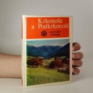 náhled knihy - Krkonoše a Podkrkonoší (včetně mapy, viz foto)