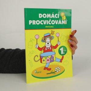 náhled knihy - Domácí procvičování - prvouka 1. třída