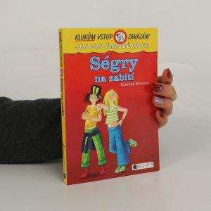 náhled knihy - Ségry na zabití