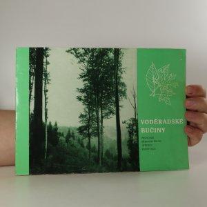 náhled knihy - Voděradské bučiny