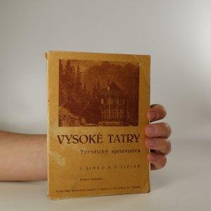 náhled knihy - Vysoké Tatry. Turistický sprievodca (včetně mapy, viz foto)