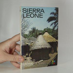 náhled knihy - Sierra Leone