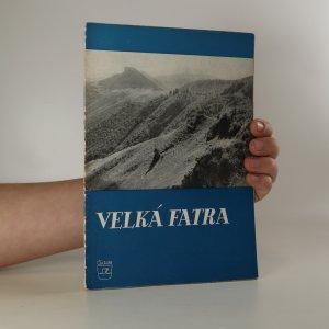 náhled knihy - Velká Fatra