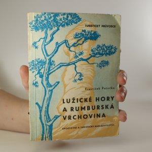 náhled knihy - Lužické hory a Rumburská vrchovina
