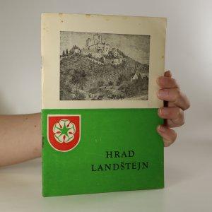 náhled knihy - Hrad Landštejn