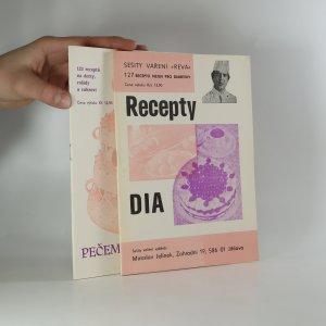 náhled knihy - Sešity vaření: Recepty DIA, Pečeme na svatbu (III. ročník, číslo 16. a 22.)