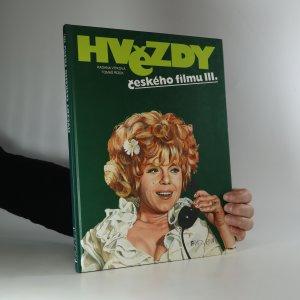 náhled knihy - Hvězdy českého filmu (3. díl)