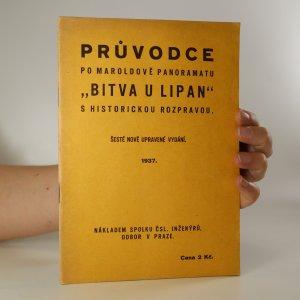 """náhled knihy - Průvodce po Maroldově panoramatu """"Bitva u Lipan"""