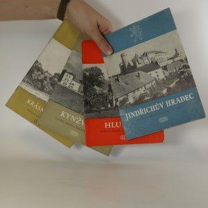 náhled knihy - 4x Státní zámek a památky v okolí (viz poznámka)