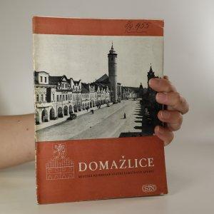náhled knihy - Domažlice