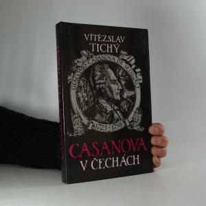 náhled knihy - Casanova v Čechách
