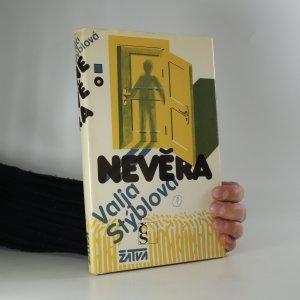 náhled knihy - Nevěra
