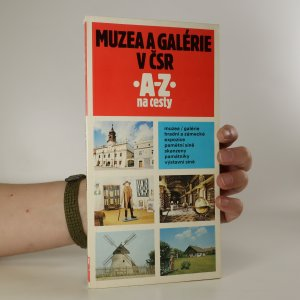 náhled knihy - Muzea a galérie v ČSR