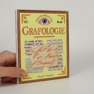 náhled knihy - Grafologie
