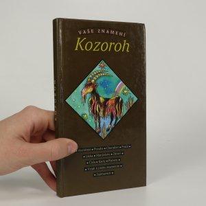 náhled knihy - Kozoroh. Vaše znamení