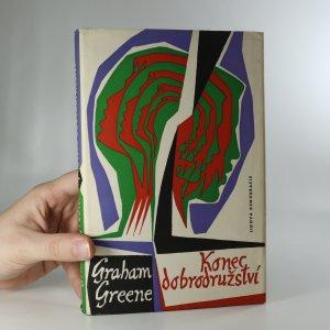 náhled knihy - Konec dobrodružství