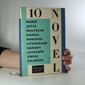 náhled knihy - Deset novel 1958