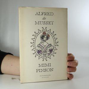 náhled knihy - Mimi Pinson