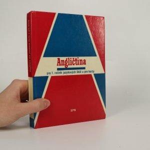 náhled knihy - Angličtina pre 1. ročník jazykových škôl a pre kurzy