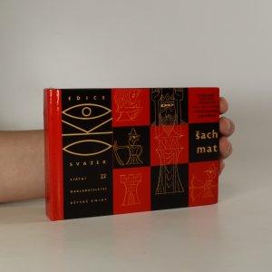náhled knihy - Šach mat