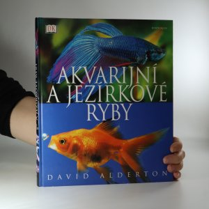 náhled knihy - Akvarijní a jezírkové ryby