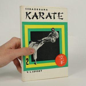 náhled knihy - Karate. 2. díl