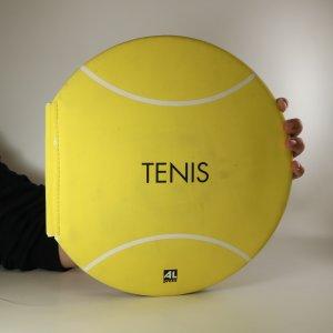 náhled knihy - Tenis (s podpisem, viz foto)